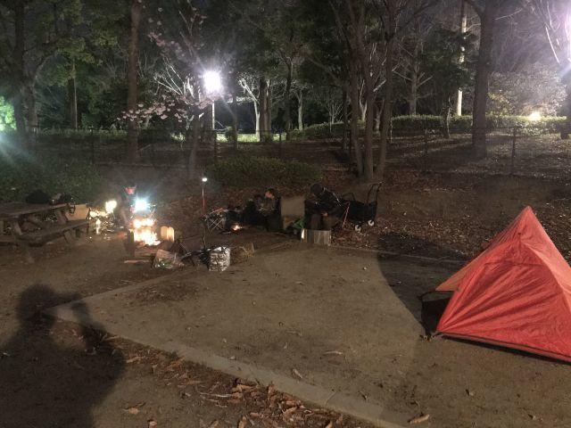 一人じゃないキャンプも最高ですね!_a0164918_17183445.jpg
