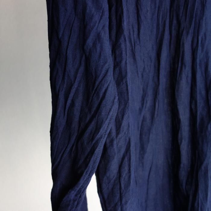 6月の製作 / DA farmers linen shirtcadigan_e0130546_16290694.jpg