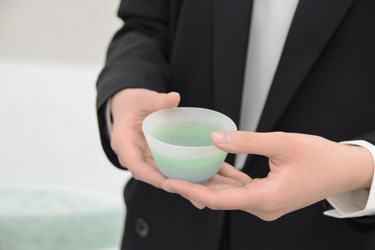 2021.3.17(水) – 3.22(月) 東京ガラス工芸研究所 学生・講師作品展 2021 @3日目_e0272050_17003466.jpg