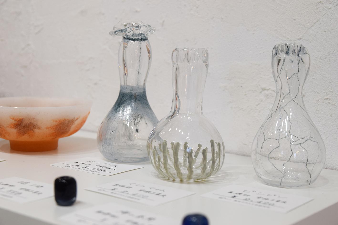 2021.3.17(水) – 3.22(月) 東京ガラス工芸研究所 学生・講師作品展 2021 @3日目_e0272050_17015962.jpg