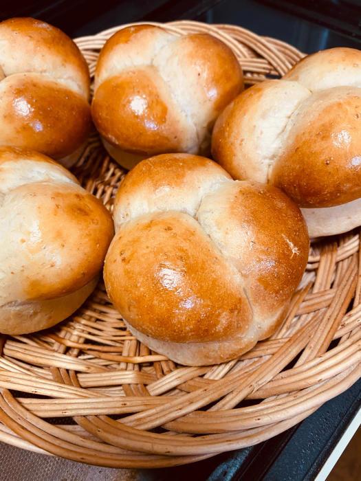 プライベートレッスン週、毎日、酵母パン焼きます。マリトッツオ、ハード系、ちぎりパンなどなど_c0162653_14335678.jpg