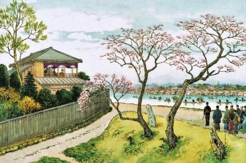 隅田川墨堤の桜風景_a0277742_08394371.jpg
