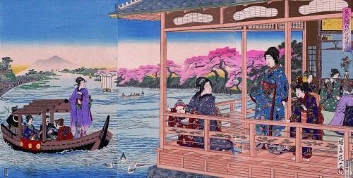 隅田川墨堤の桜風景_a0277742_09115994.jpg