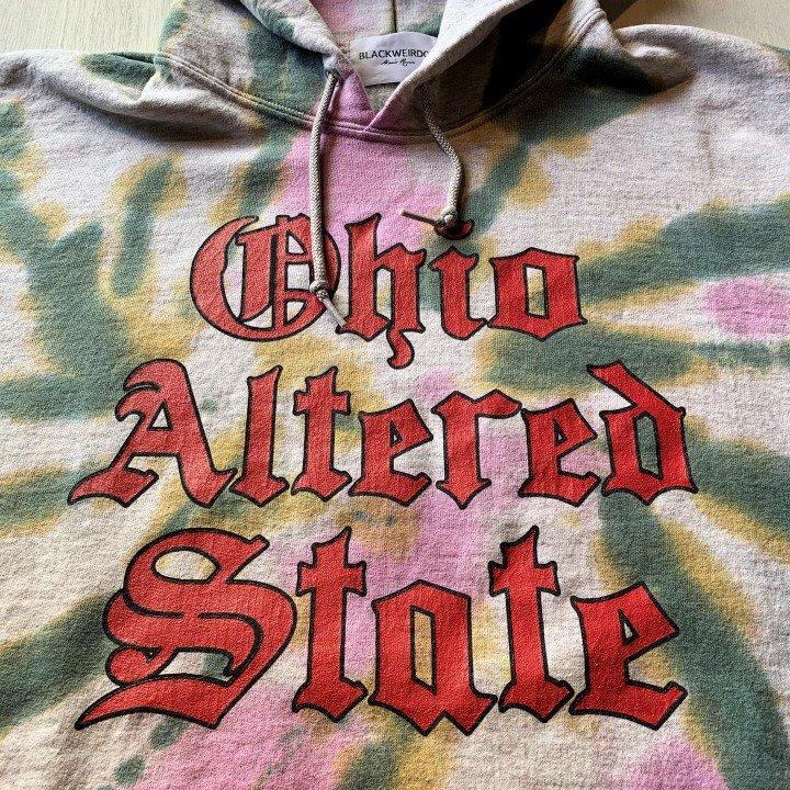 TieDye Hooded Sweatshirt _d0100143_20592288.jpg