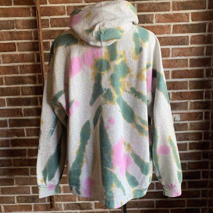 TieDye Hooded Sweatshirt _d0100143_21003111.jpg