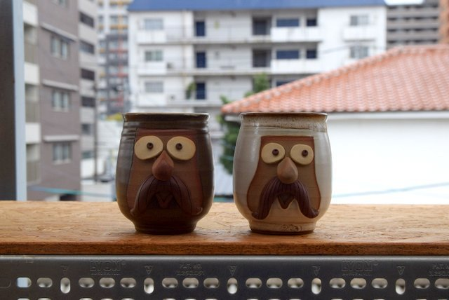 可愛らしい陶器たち。。_d0158579_17114651.jpg