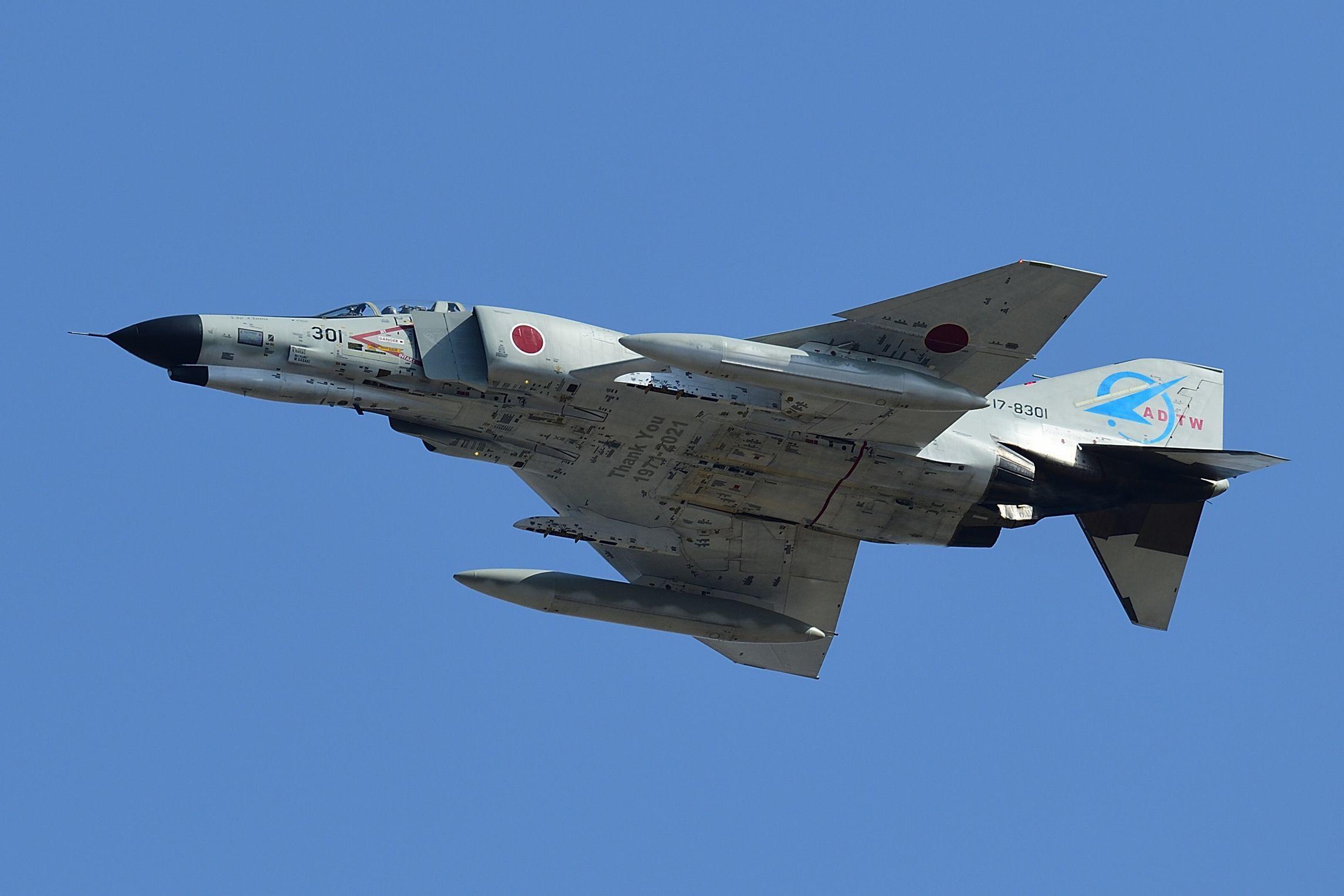 2021/03/17 岐阜基地(F-4ファントムⅡラストフライト)_c0250390_10123415.jpg