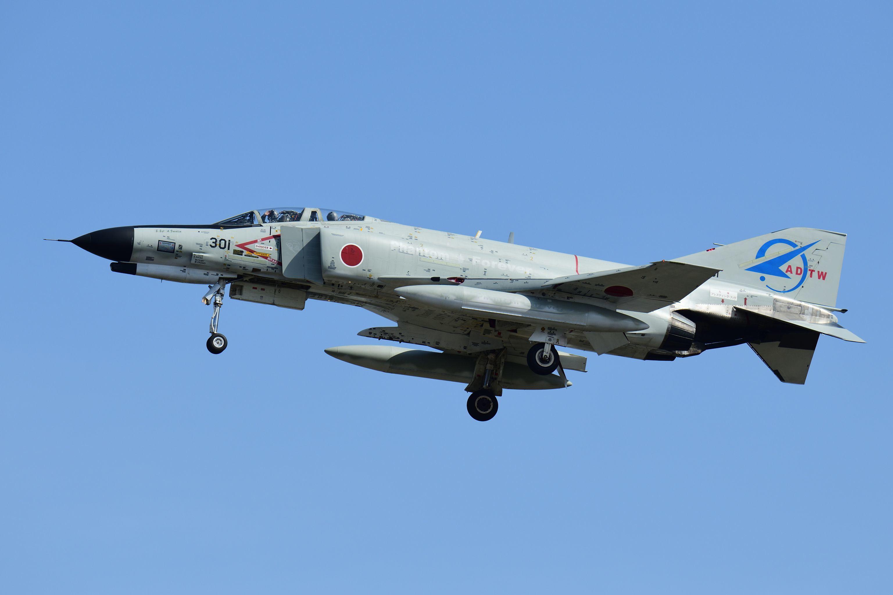 2021/03/17 岐阜基地(F-4ファントムⅡラストフライト)_c0250390_10165414.jpg