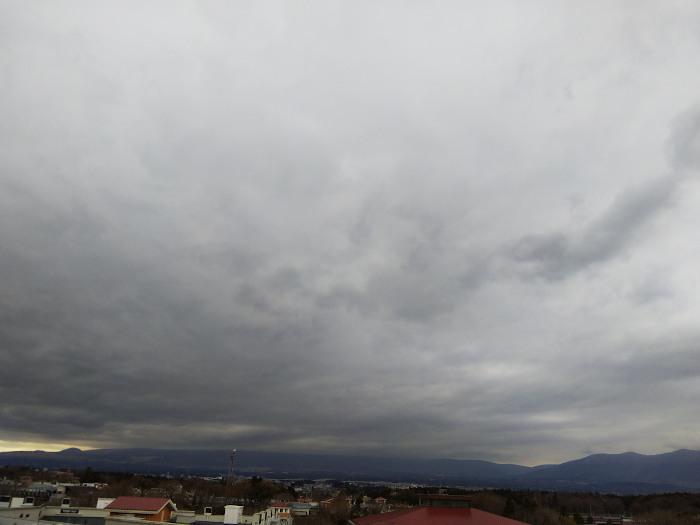富士山に雨、桜に晴天_c0120834_19045754.jpg