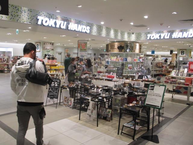 東急ハンズ梅田店_e0292359_15442362.jpg