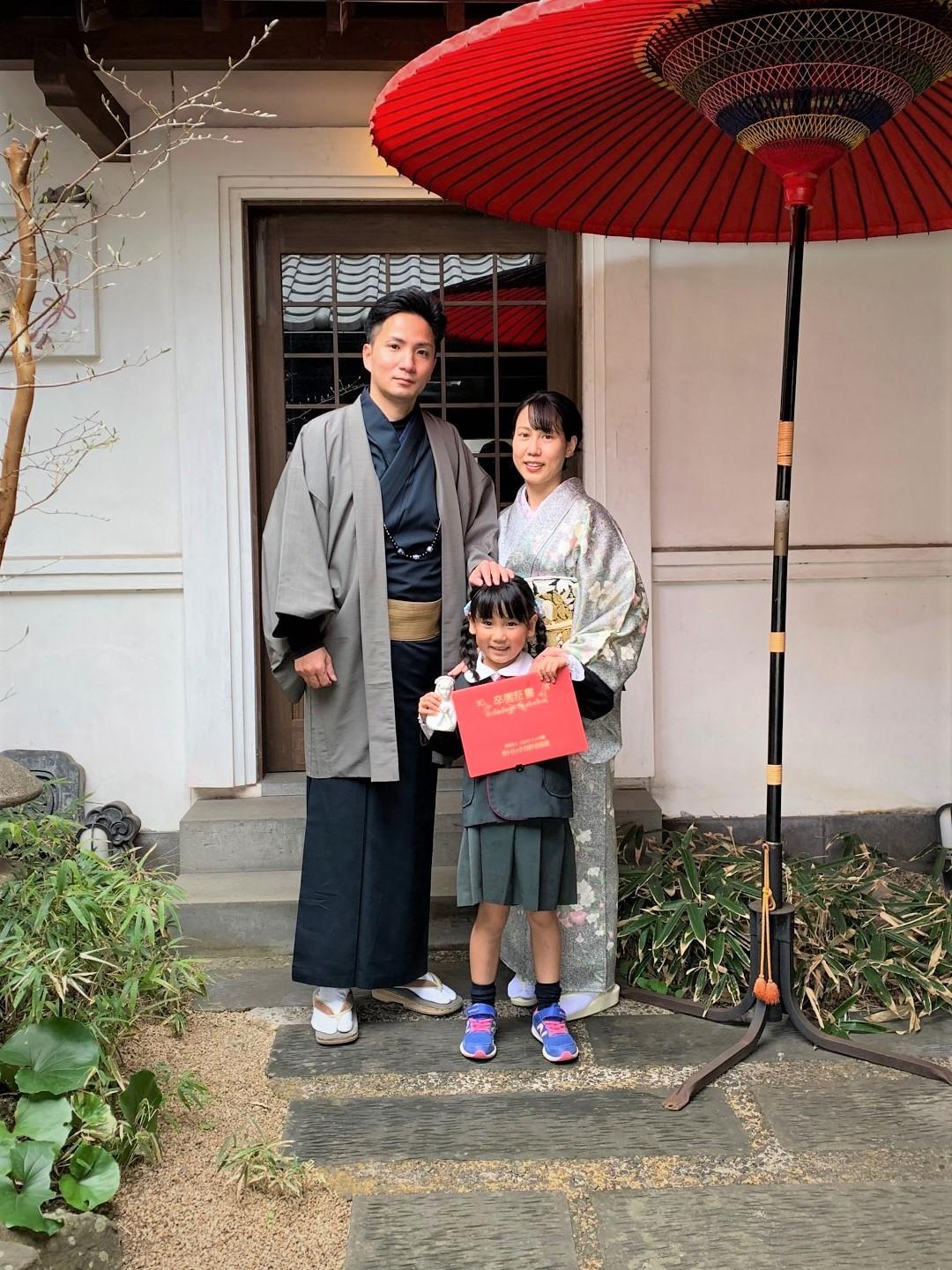 次女卒園式^^  楽しみな小学校♪_d0230676_11444478.jpg