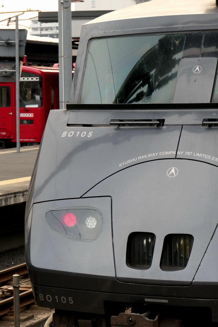 JR在来線昼間特急 最長距離列車の旅6 南宮崎 ⇒ 大分_a0388583_23504538.jpg