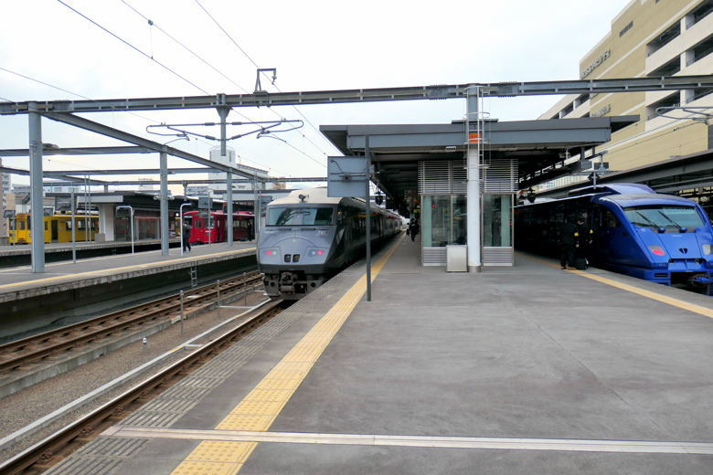 JR在来線昼間特急 最長距離列車の旅6 南宮崎 ⇒ 大分_a0388583_23504587.jpg