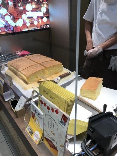 [日本で台湾]ふぁふぁ台湾カステラ「台楽蛋糕」(銀座)_e0171089_16270350.jpeg