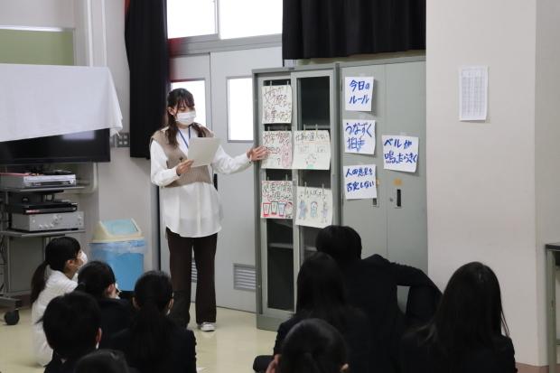 新潟県立燕中等教育学校においてワークショップを行いました_c0167632_18023622.jpg