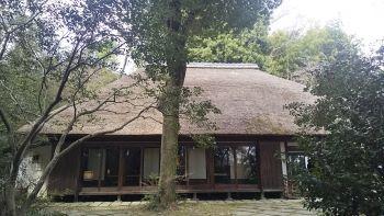 建物探訪 行ってきました♪ 旧白洲邸「武相莊」_c0146040_18472059.jpg