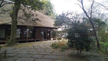 建物探訪 行ってきました♪ 旧白洲邸「武相莊」_c0146040_18473023.jpg
