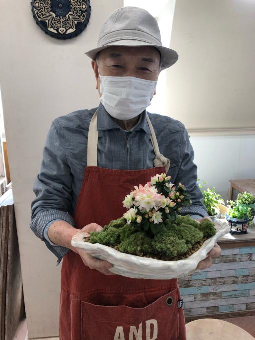 盆栽植え付け_c0298879_23024334.jpg