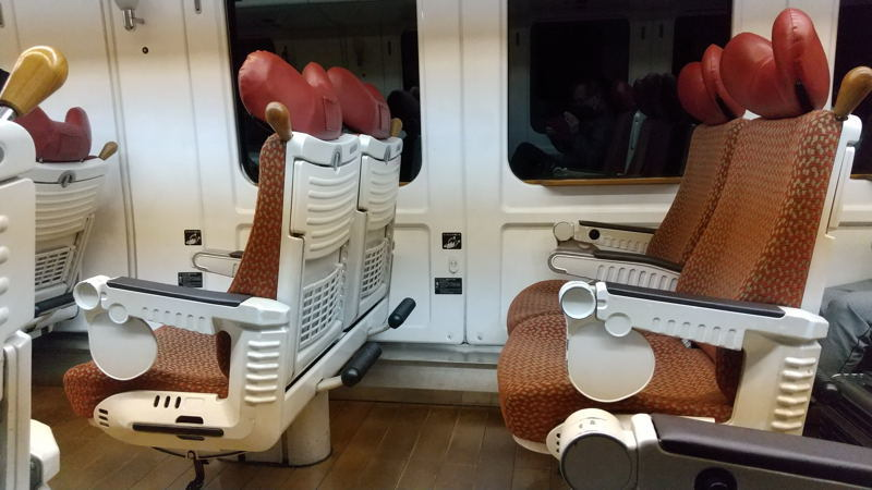 JR在来線昼間特急 最長距離列車の旅7 大分 ⇒ 博多 ソニックの旅_a0388583_23552945.jpg