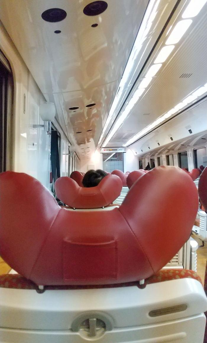 JR在来線昼間特急 最長距離列車の旅7 大分 ⇒ 博多 ソニックの旅_a0388583_23552997.jpg