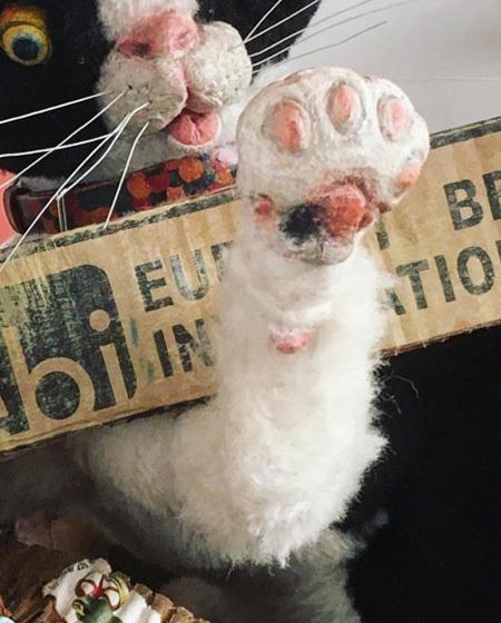 いよいよ、27日より始まります!〜『Yoko-Bon\'s World ! 絵本と猫と人形たちと』〜_d0077603_11262016.jpg