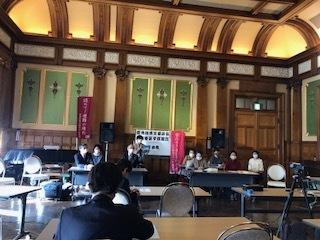 控訴審(大阪高裁)第9回期日・記者会見の報告_f0309437_13083123.jpg