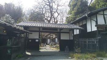建物探訪 行ってきました♪ 旧白洲邸「武相莊」_c0146040_11173331.jpg