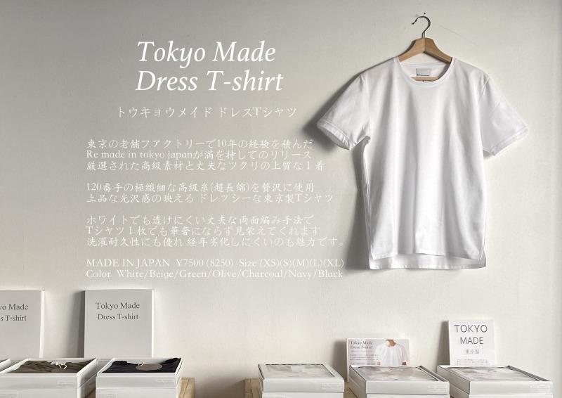 Tokyo Made Dress T-shirt_c0379477_16381715.jpg