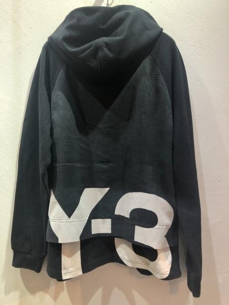 「Y-3 ワイスリー」新作パーカー【M SD RWTRY GFXHOOD_LG】入荷です。_c0204280_18193507.jpg