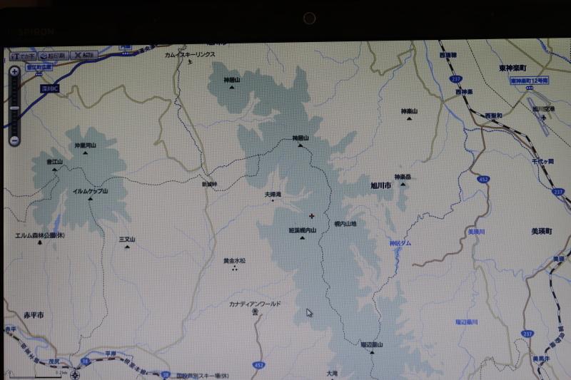 国道452号 盤の沢道路 鏡トンネル付近 航空写真!_c0180691_10190927.jpg