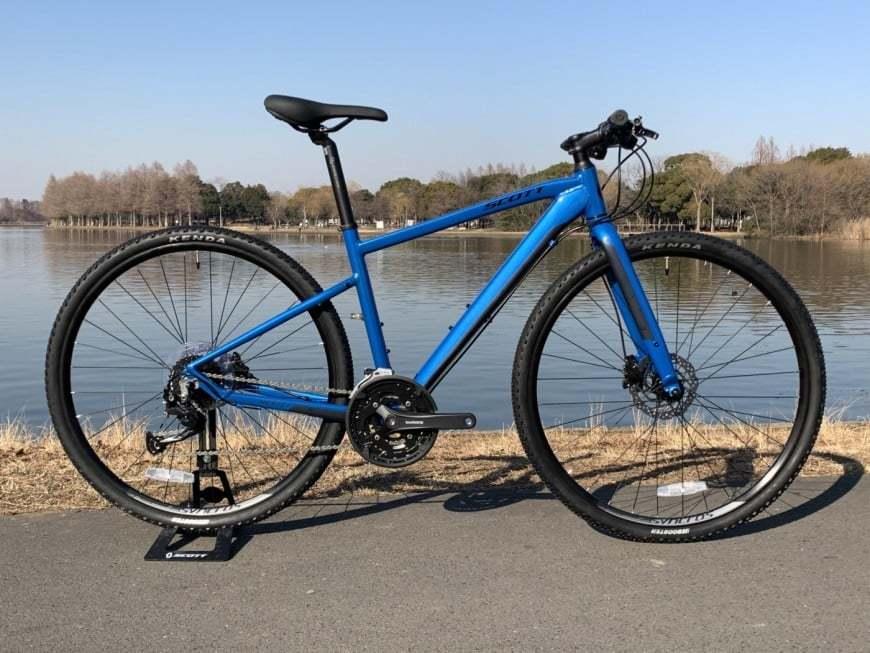 クロスバイクのご紹介~!!_e0365437_14134355.jpg