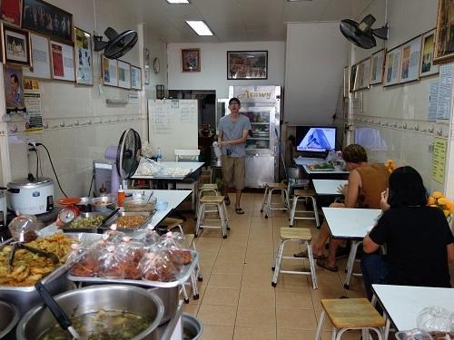 ディンソー通りの菜食惣菜屋アロイにやっと行けた_c0030645_10072044.jpg