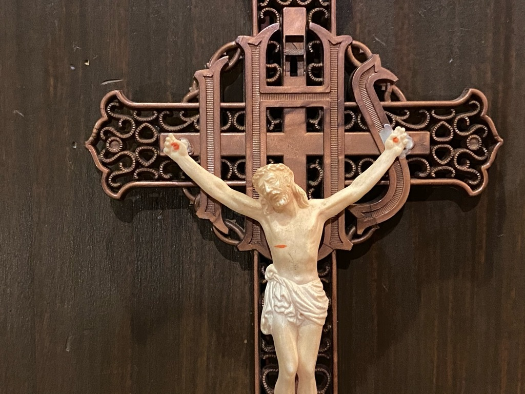 マグネッツ神戸店 3/27(土)USA雑貨入荷! #4 Crucifix with JesusChirist!!!_c0078587_12513668.jpg