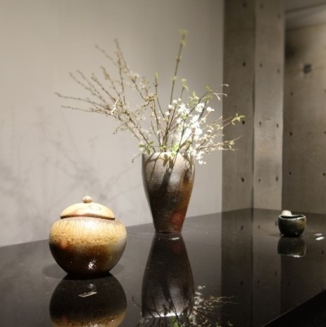 本日より ー近藤正彦 作陶展ー 始まりました_b0232919_18403032.jpg