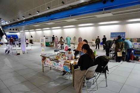 かんきょう文化祭 初日終了_a0259130_23221422.jpg