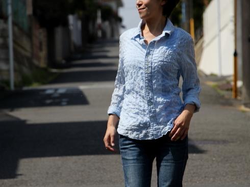FabGarden 人気の軽量シャツが新色を伴って復活しました!_d0108933_18374390.jpg