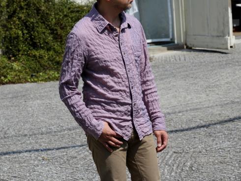 FabGarden 人気の軽量シャツが新色を伴って復活しました!_d0108933_18382712.jpg
