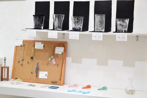2021.3.17(水) – 3.22(月) 東京ガラス工芸研究所 学生・講師作品展 2021 @ 最終日_e0272050_16341600.jpg