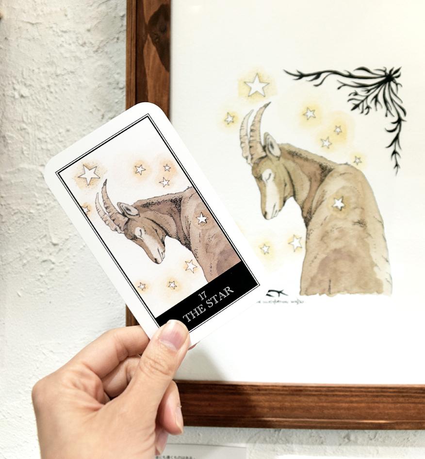 2021.3.26(金) – 3.28(日) 金子ひとみ+オザワミカ 2人展「森へ」@ 2日目_e0272050_17495547.jpg