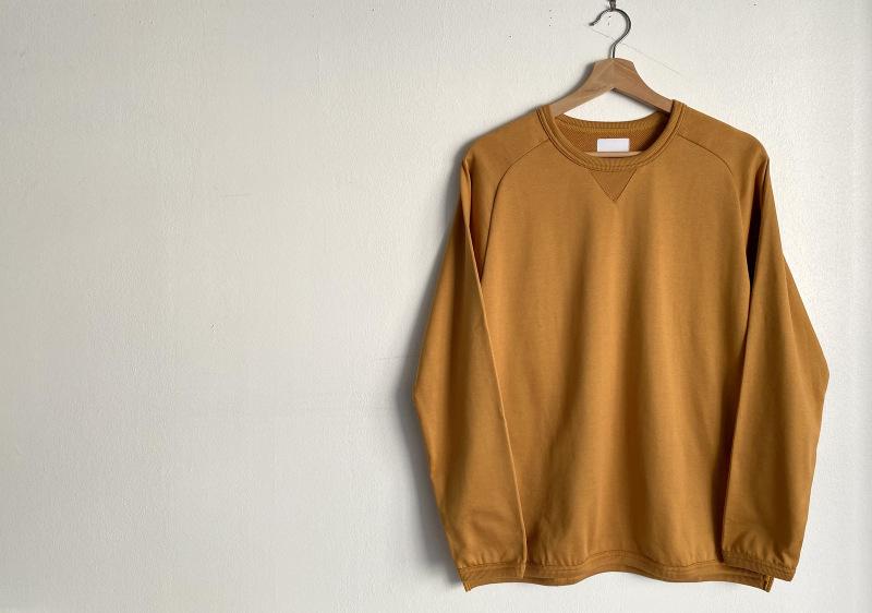 Tokyo Made Dress Sweat Trainer_c0379477_18003557.jpg