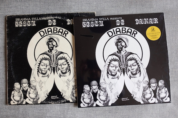 """Reissue of Gëstu de Dakar \""""Diabar\""""_d0010432_16201426.jpg"""