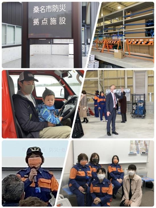 「桑名市防災拠点施設見学、説明会」参加_d0149833_18122333.jpeg
