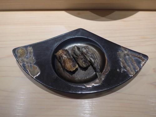 渋谷「熟成鮨 万」へ行く。_f0232060_20365908.jpg
