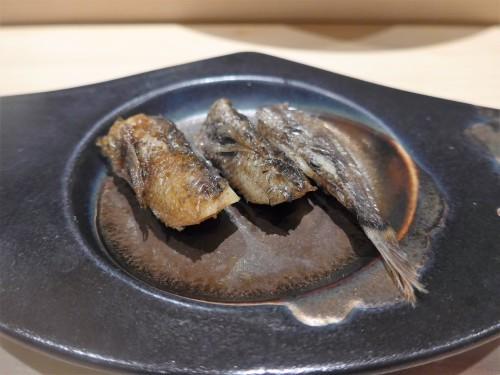 渋谷「熟成鮨 万」へ行く。_f0232060_20370247.jpg