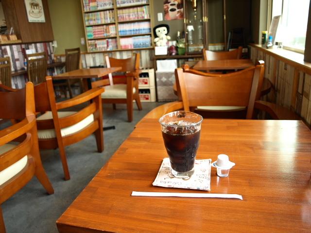 OLIVE COFFEE その2(インディアンスパゲティ)_d0153062_20291493.jpg