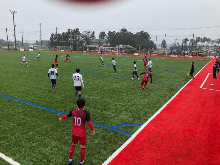 練習試合vs馬来田FC_a0109270_10452700.jpg