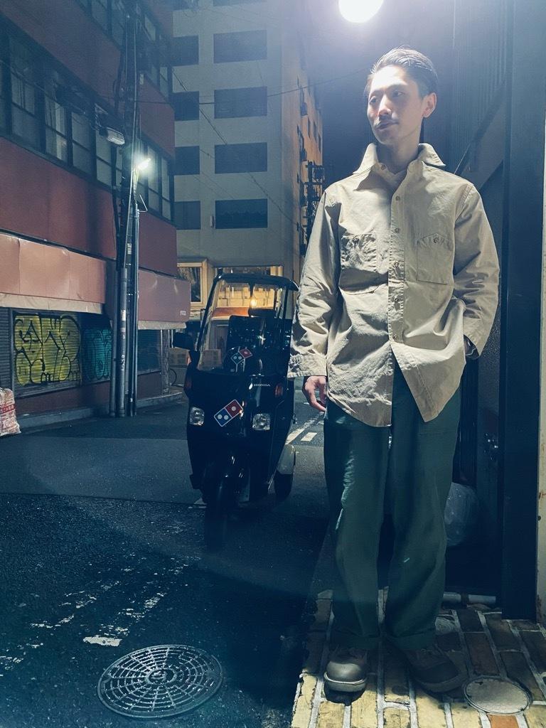 マグネッツ神戸店 3/31(水)Vintage入荷! #1 Work Item!!!_c0078587_21511398.jpg