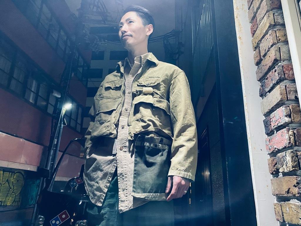 マグネッツ神戸店 3/31(水)Vintage入荷! #1 Work Item!!!_c0078587_21520727.jpg