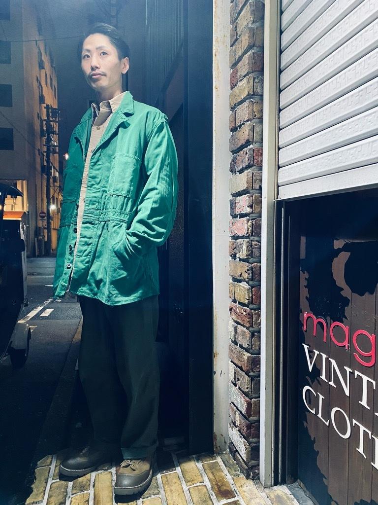 マグネッツ神戸店 3/31(水)Vintage入荷! #1 Work Item!!!_c0078587_21530521.jpg