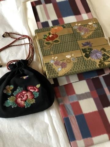 伝えて行きたい日本伝統の美《美知子お義母さんの日本刺繍》_a0157409_06483517.jpeg